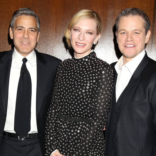 The Monuments Men Premiere in NYC | Pictures