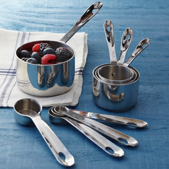 Measuring Cups and Spoons