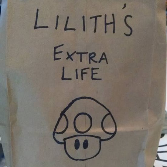 Funny Drawings For School Lunch Brown Bag