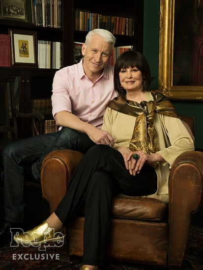 WATCH: Anderson Cooper and Gloria Vanderbilt Talk Family, Tragedy and Unforgettable Memories