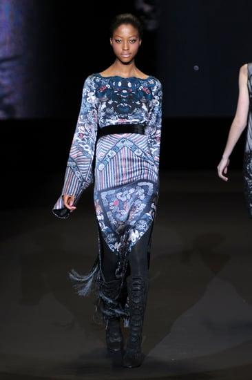 Fall 2011 New York Fashion Week: Vivienne Tam