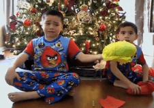 Jimmy Kimmel Pranks Kids on Christmas - Again! (VIDEO)