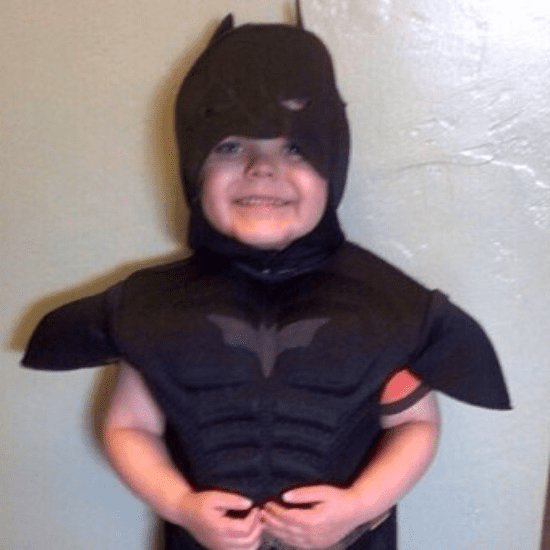 Kids Supporting Batkid Make-a-Wish