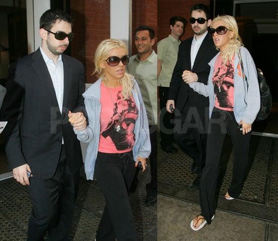 Christina & Jordan Baby Rumors?