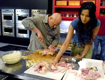 Top Chef 3.9 - Second Helping (aka RWII) Recap