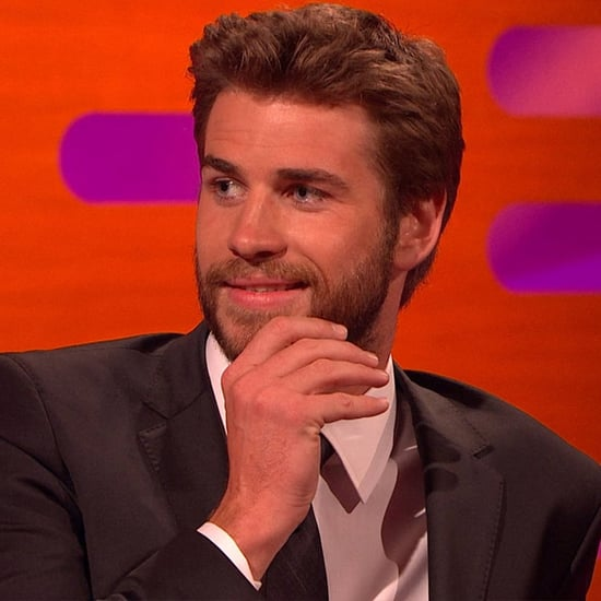Liam Hemsworth Talks Jennifer Lawrence on Graham Norton Show