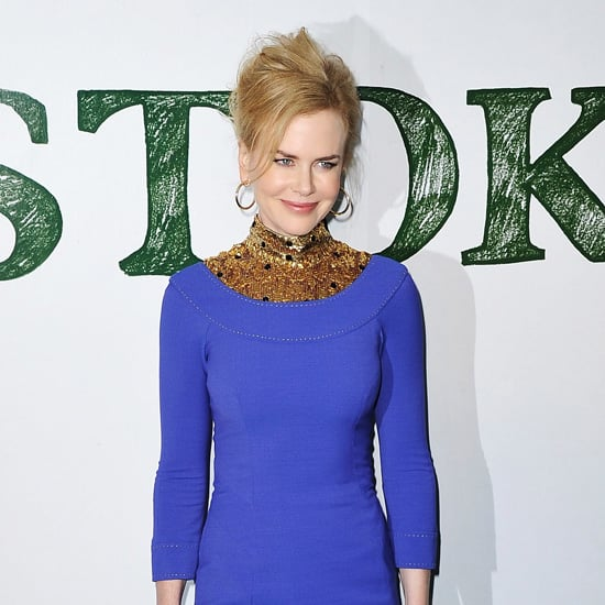 Nicole Kidman at Stoker London Screening Pictures