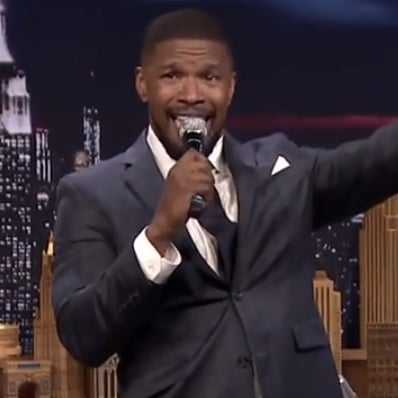 Jamie Foxx Impressions on Tonight Show | Video