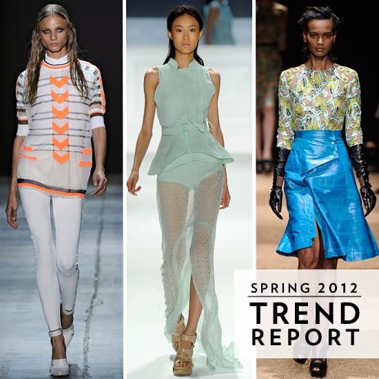 Spring 2012 Fashion Trend Report