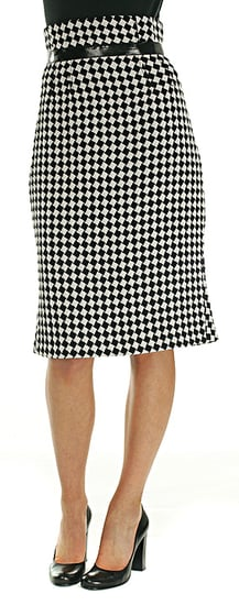 Tracy Reese Wool Jaquard Skirt: Love It or Hate It?