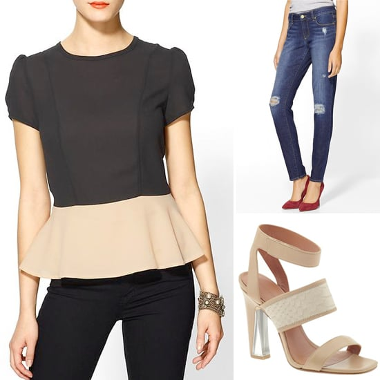 How to Style Neutral Colors For Spring 2013