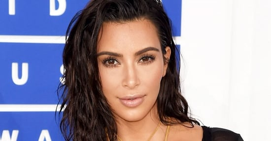 These Are the 15 Products Kim Kardashian Had on Her Face at the VMAs