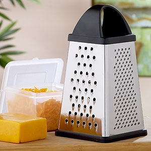 Off to Market: Cheese Grater