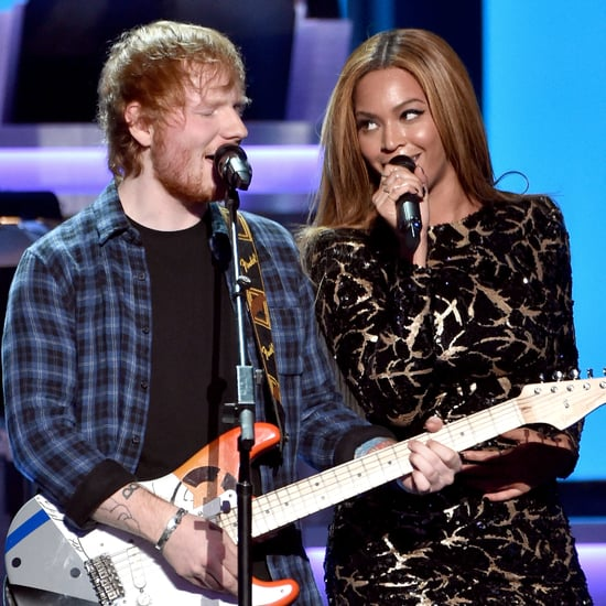 Beyoncé and Ed Sheeran Perform For Stevie Wonder