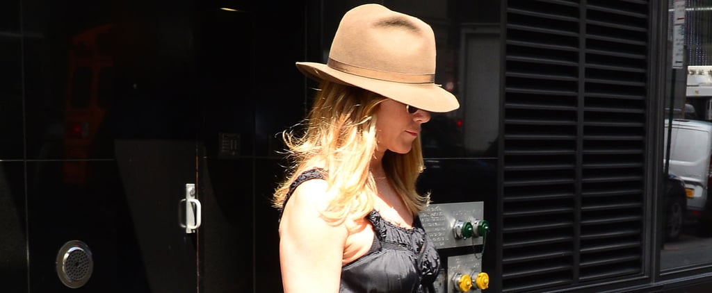 Jennifer Aniston Just Pulled Off 2 of Summer's Biggest Trends With 1 Easy Outfit