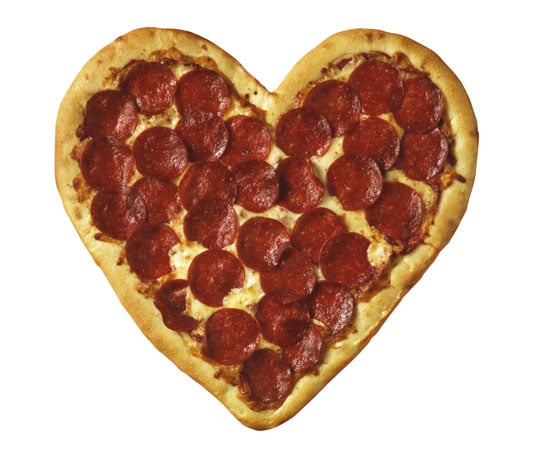 Serve Your Heart on a Pizza Platter