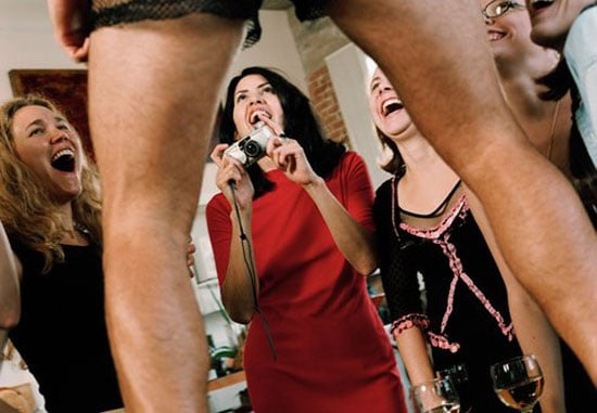 Stripper at a Baby Shower Garners Some Attention