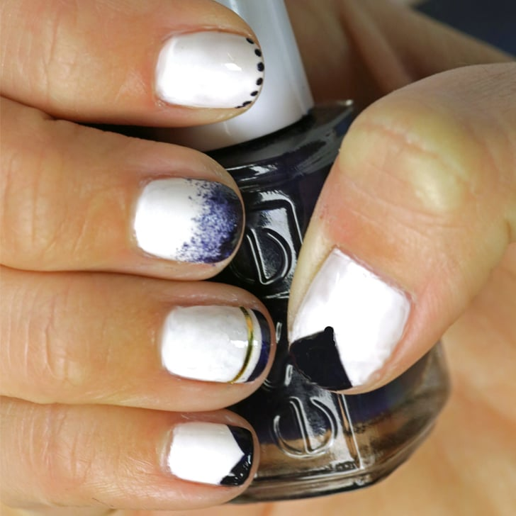 Pin Away: 5 Ways to Upgrade Your French Manicure