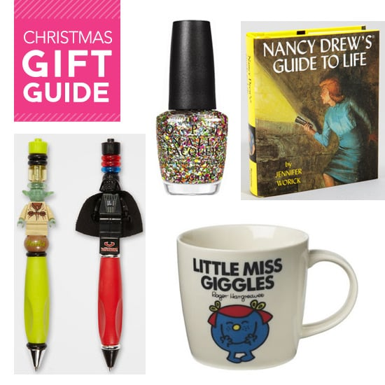 2011 Christmas Gift Guide: Pop Culture and Entertainment Presents Under $20