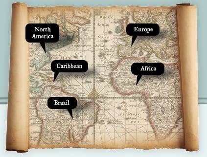Website Lets Public Track Slave Trade Voyages