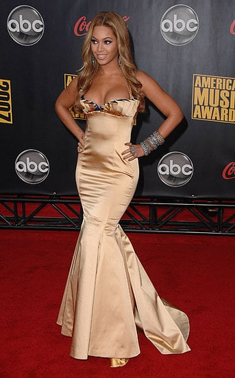 Beyonce Knowles at the American Music Awards 2007-11-18 21:58:21
