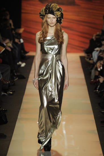 For Fall 2009, Designers Hemming Their Gown Production