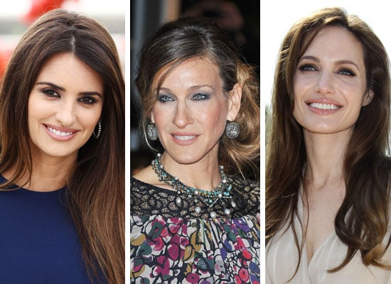 Pictures of Celebrity Hair and Makeup from the 2011 Cannes Film Festival