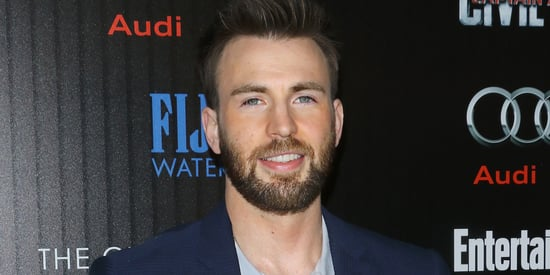 Chris Evans Takes Us Back To The '90s With Cute Internship Letter