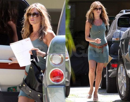 Jennifer Aniston's Getting a New Job and a New Husband?!