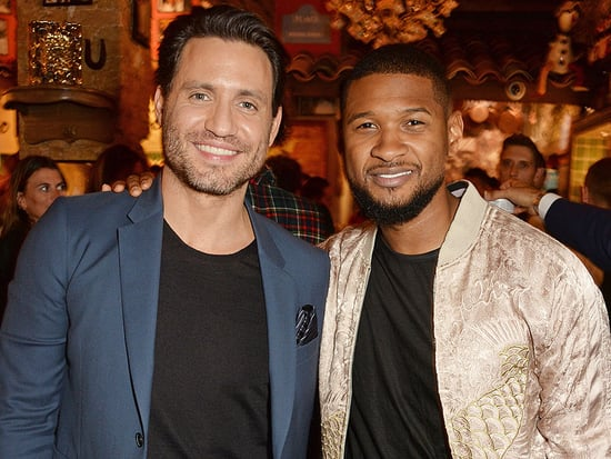 WATCH: How Usher and Edgar Ramirez Got in Fighting Shape to Play Boxers Sugar Ray Leonard and Roberto Duran in Hands of Stone