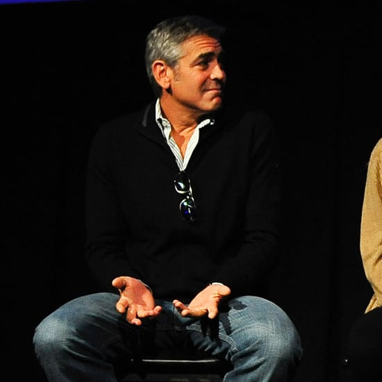 George Clooney Pictures at the Telluride Film Festival