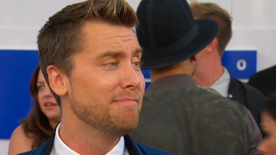 Lance Bass Talks Forgiving Lou Pearlman, *NSYNC's Group Text, & Reveals His Favorite Kardashian