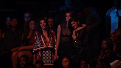 When Kim Kardashian and Kendall and Kylie Jenner stood up for Sam Smith.