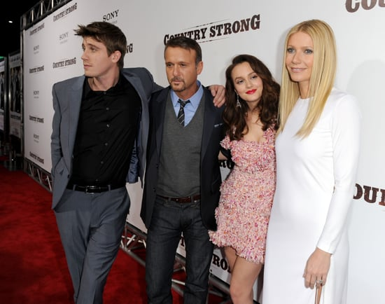 Pictures of Faith Hill, Tim McGraw, Leighton Meester, Minka Kelly, and More at Country Strong Premiere in LA
