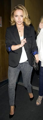 Celeb Style: Hayden Panettiere