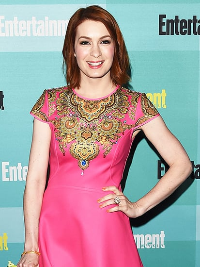 Felicia Day Tells VidCon: 'Embrace Your Weirdness'