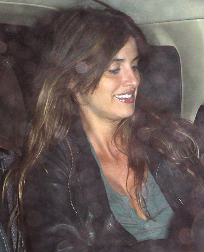 First Photos of New Mom Penelope Cruz Since Her Son Leo's Birth!
