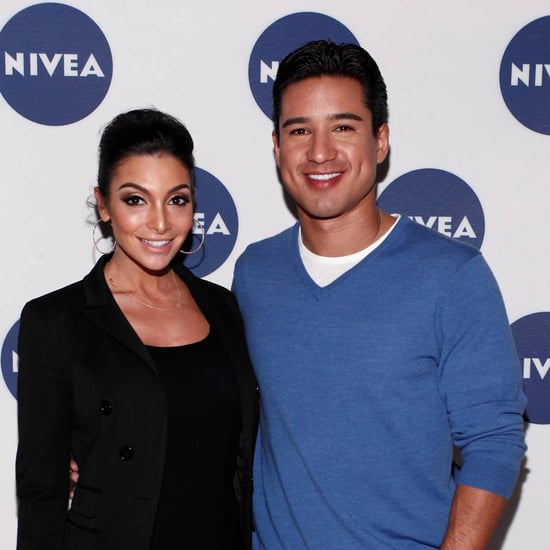 Nivea Kiss of the Year 2013 With Mario Lopez