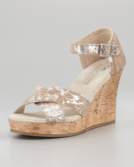Spring Wedges For Moms