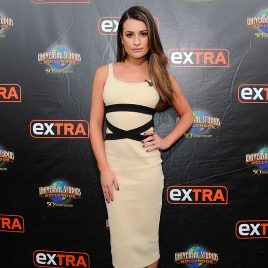 Lea Michele and Robert Buckley Break Up