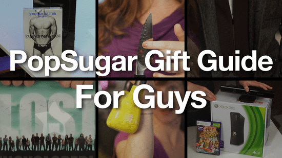 Gift Guide For Men 2010: Christmas and Hannukah Presents For Guys