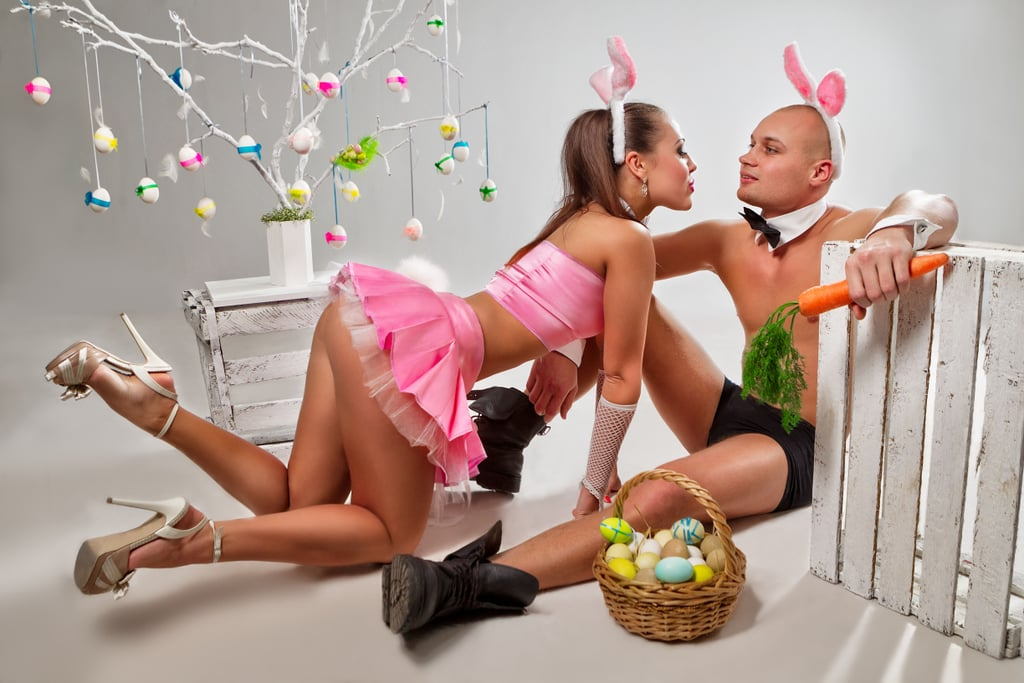Because Easter Is Such a Sexy Holiday
