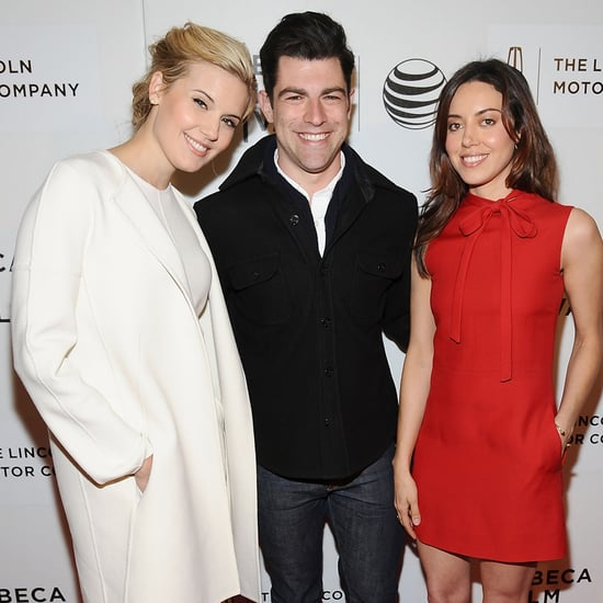 Max Greenfield at Tribeca Premiere of About Alex | Video