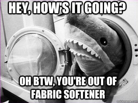 Helpful House Shark