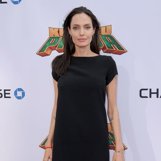 Angelina Jolie Not Wanting Kids February 2016
