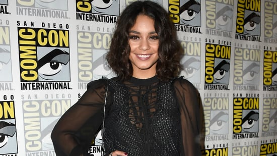 Vanessa Hudgens Debuts Fierce New Red Hairstyle -- See the Pic!