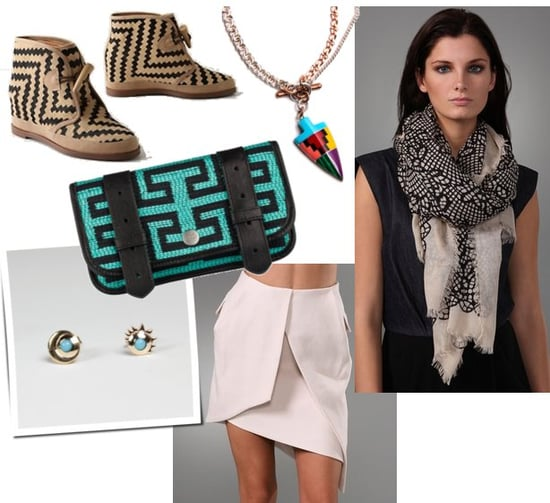 Bold, Graphic Winter 2010 Shopping Picks from Preen, Proenza Schouler, Mociun, and Marc by Marc Jacobs