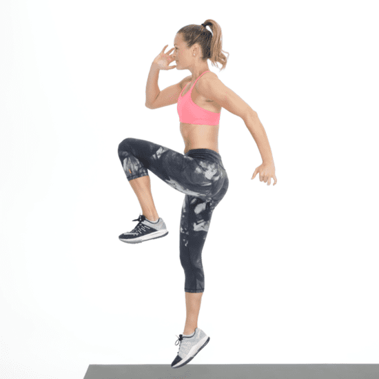 How to Do Skip Lunges