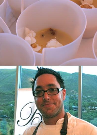 Christopher Kostow's Roasted Corn Custard