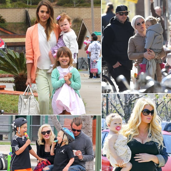 April's Most Adorable Celebrity Baby Pictures!